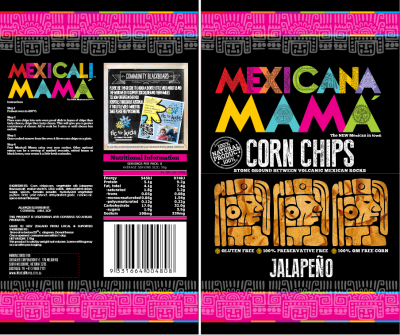 Mexicali Corn Chip