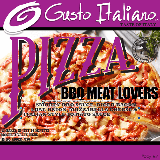 Gusto Meat Lover