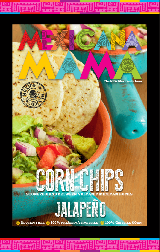 Mexicana Mama Corn Chips